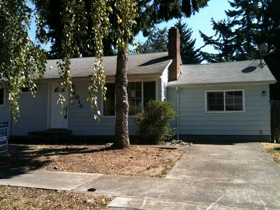 Appraisal Portland Home Converted Garage