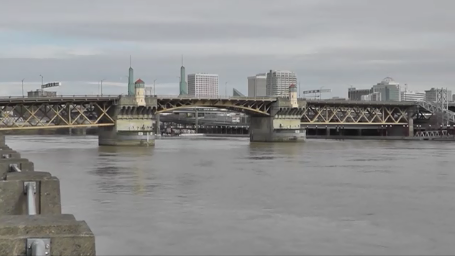Portland Appraiser View - Burnside Bridge