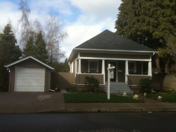 Portland Home Appraisal Inspection